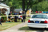 ELYRIA TEEN SHOT & KILLED ON TAFT - Photos by: BRIAN WOODS :