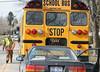 CAR RAMS SCHOOL BUS :