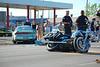 CAR v MOTORCYCLE ON GROVE - LORAIN - Photos: BRIAN WOODS :