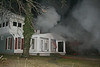 EAST AVE HOUSE FIRE :