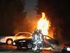 ELYRIA CAR FIRE :
