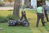 FATAL MOTORCYCLE CRASH - COLUMBIA STATION :