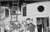 GRAFTON VILLAGE HOUSE FIRE :