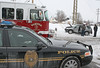 LORAIN FIRE TRUCK INVOLVED IN CRASH :