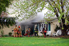 NORTH RIDGEVILLE HOUSE FIRE - photos: BRIAN WOODS :