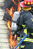 SHEFFIELD TOWNSHIP HOUSE FIRE - HARRISON ST :
