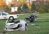 TWO TEENS KILLED IN SINGLE CAR HIGH SPEED CRASH :